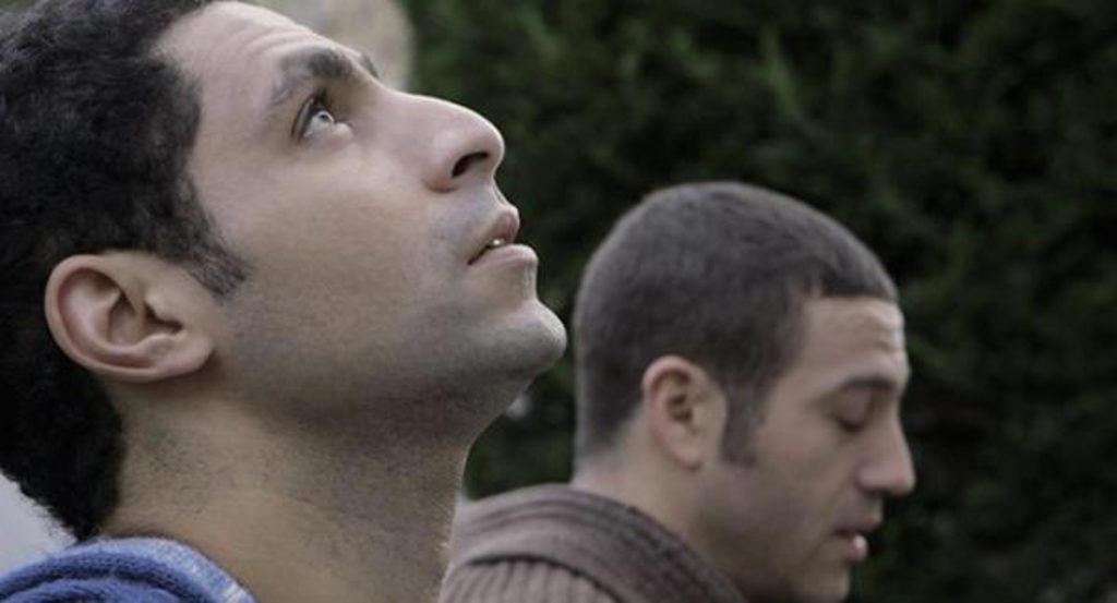 """Kadr z filmu """"Apostoł""""."""