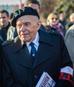 """Odszedł Zbigniew Lazarowicz ps.""""Bratek"""", syn Adama Lazarowicza"""