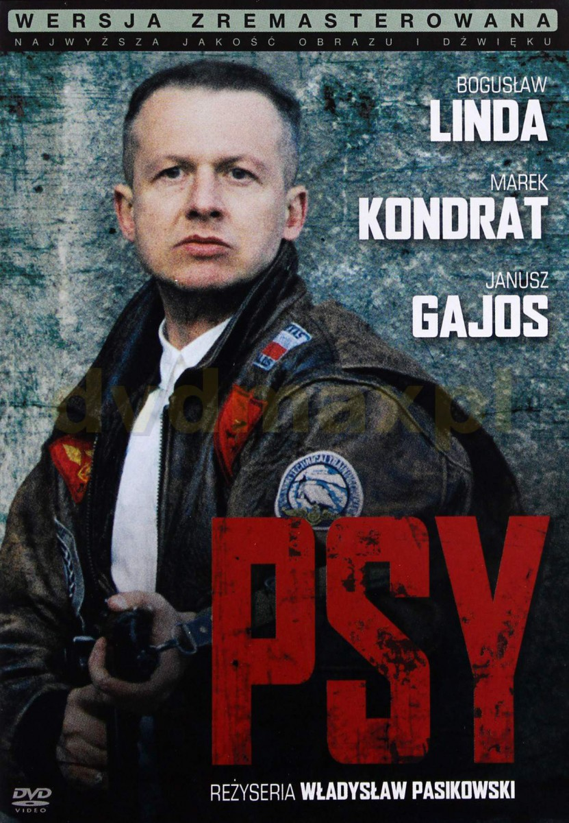 """""""Psom"""" Pasikowskiego stuknęła ćwiartka. Hau!"""