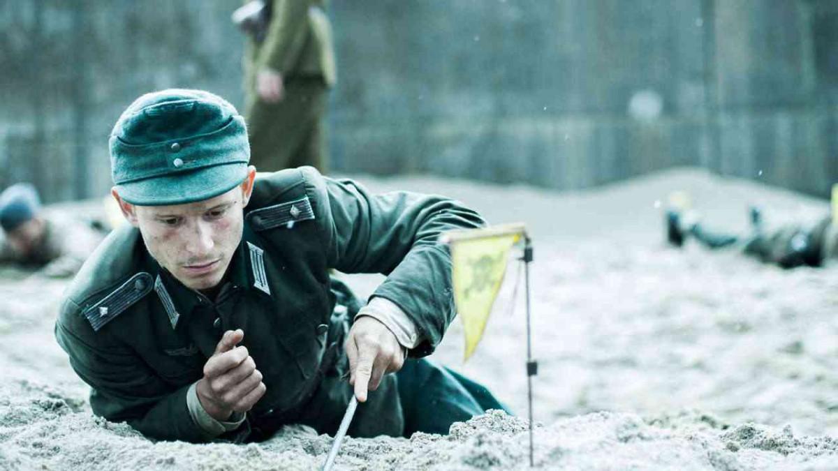 """Dobrzy Niemcy w filmie """"Pole minowe"""" [VOD]"""