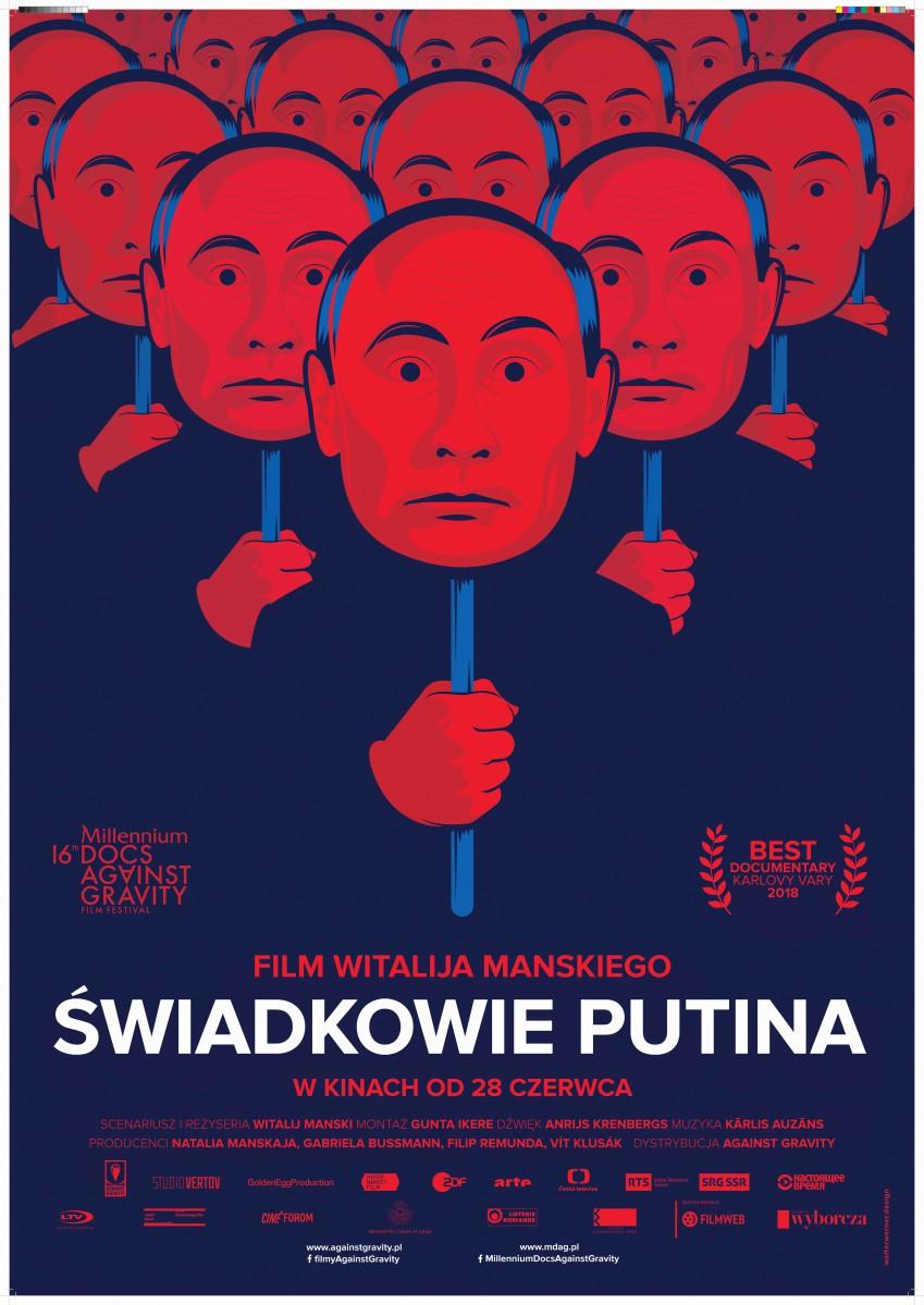 Carewicz Putin. Recenzja dokumentu Witalija Manskiego