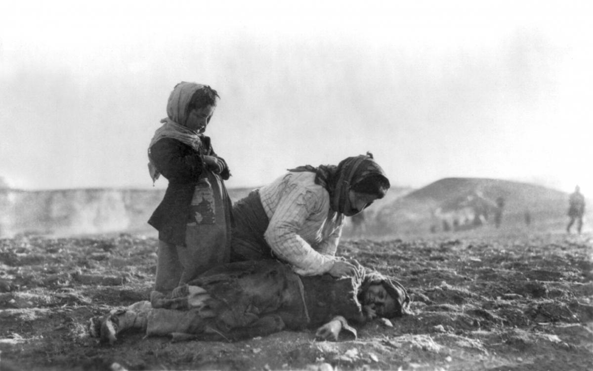 Za ludobójstwem Ormian stały tureckie elity