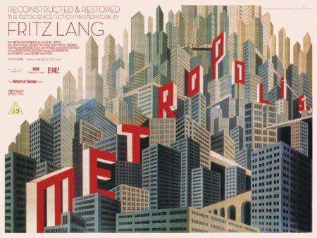 """Długie życie filmu """"Metropolis"""""""